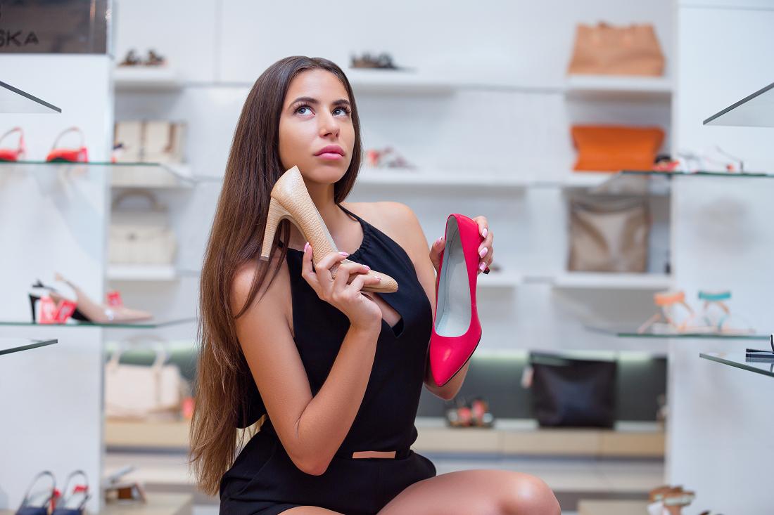 как совершить покупку итальянкой обуви